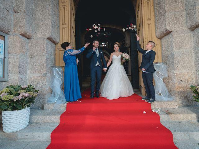 La boda de Diego y Sthela en Boboras, Orense 29