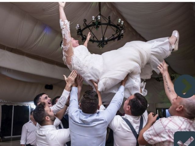 La boda de Jose Carlos  y Jénnifer  en Logrosan, Cáceres 8