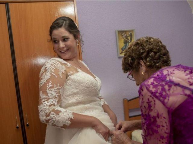 La boda de Jose Carlos  y Jénnifer  en Logrosan, Cáceres 1