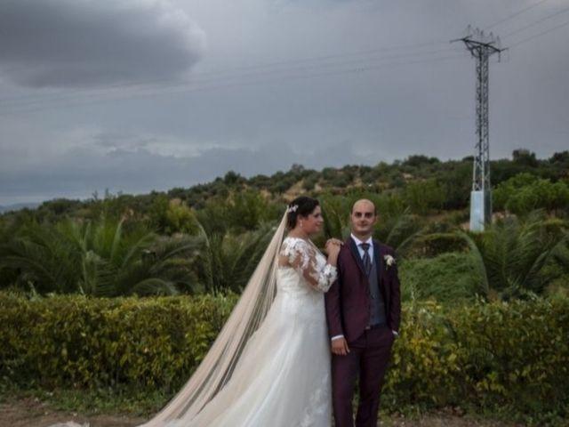 La boda de Jose Carlos  y Jénnifer  en Logrosan, Cáceres 11