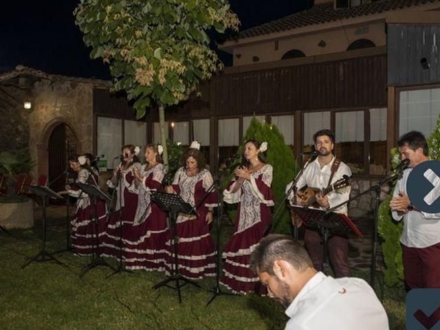La boda de Jose Carlos  y Jénnifer  en Logrosan, Cáceres 19