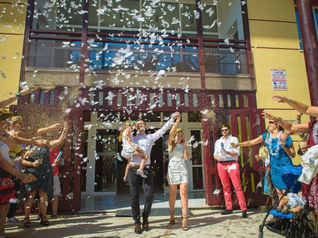 La boda de Benjamin y Audrey en Alhaurin De La Torre, Málaga 3