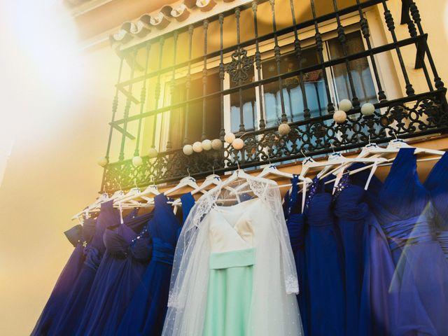 La boda de Benjamin y Audrey en Alhaurin De La Torre, Málaga 27