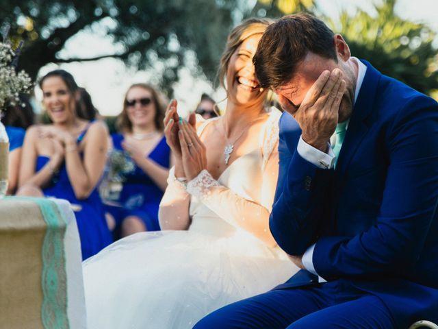 La boda de Benjamin y Audrey en Alhaurin De La Torre, Málaga 49