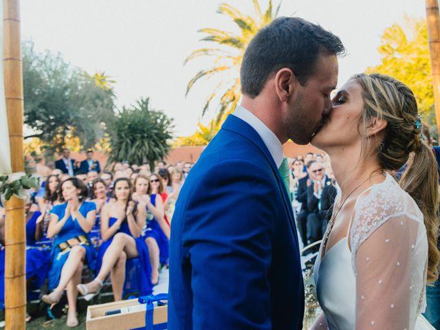 La boda de Benjamin y Audrey en Alhaurin De La Torre, Málaga 58