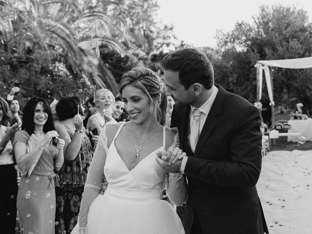 La boda de Benjamin y Audrey en Alhaurin De La Torre, Málaga 61