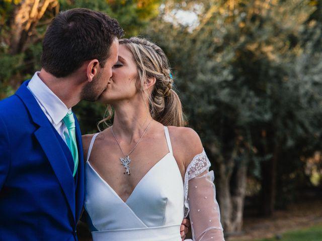 La boda de Benjamin y Audrey en Alhaurin De La Torre, Málaga 62