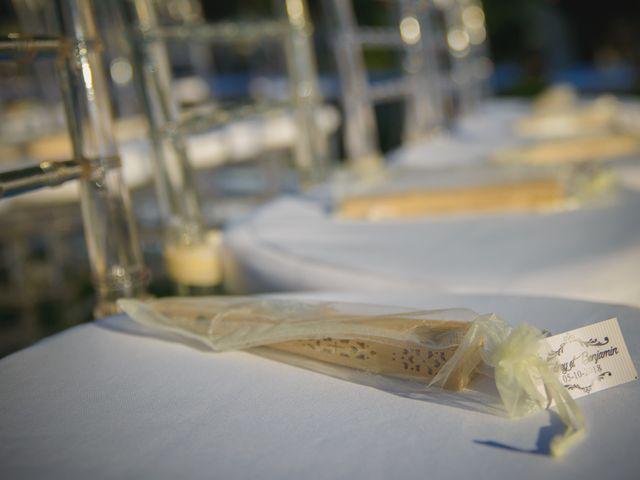La boda de Benjamin y Audrey en Alhaurin De La Torre, Málaga 84