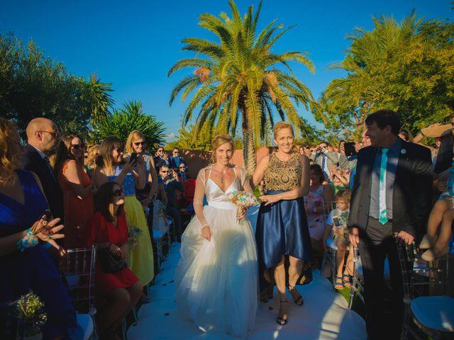 La boda de Benjamin y Audrey en Alhaurin De La Torre, Málaga 90