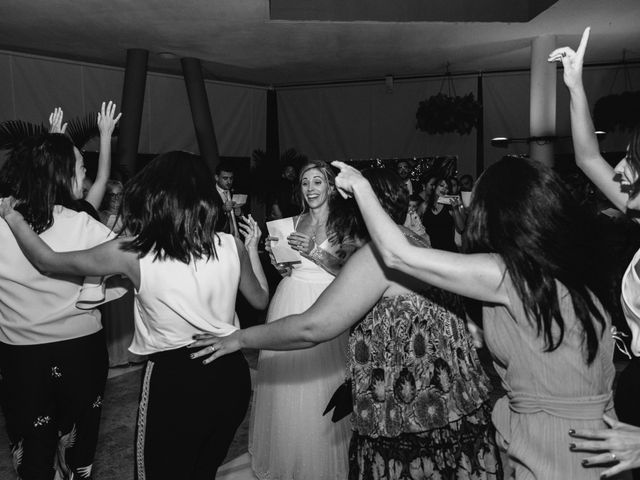 La boda de Benjamin y Audrey en Alhaurin De La Torre, Málaga 114