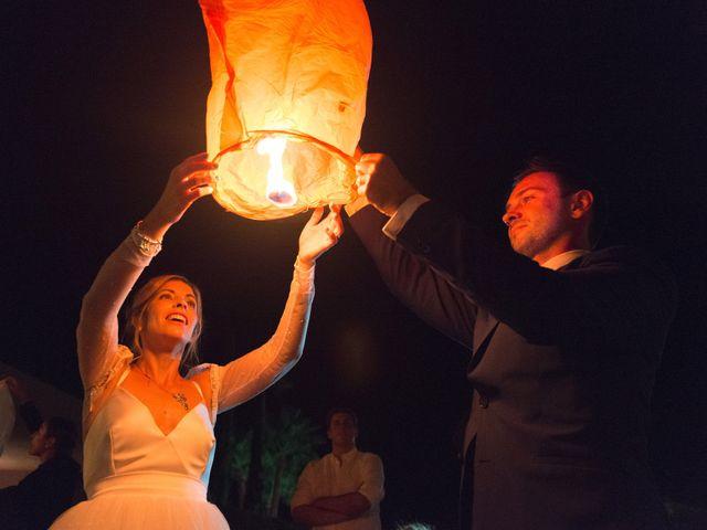 La boda de Audrey y Benjamin