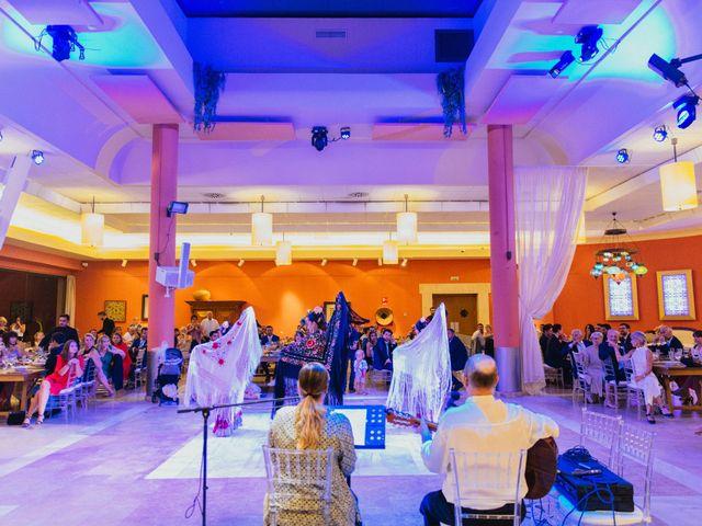 La boda de Benjamin y Audrey en Alhaurin De La Torre, Málaga 127