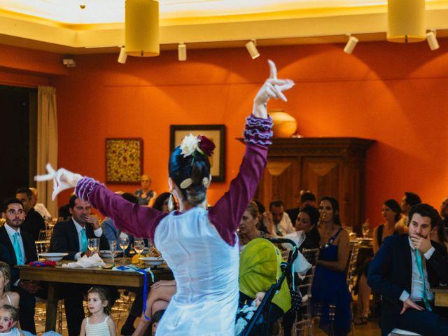La boda de Benjamin y Audrey en Alhaurin De La Torre, Málaga 130