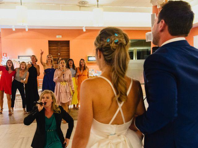 La boda de Benjamin y Audrey en Alhaurin De La Torre, Málaga 136