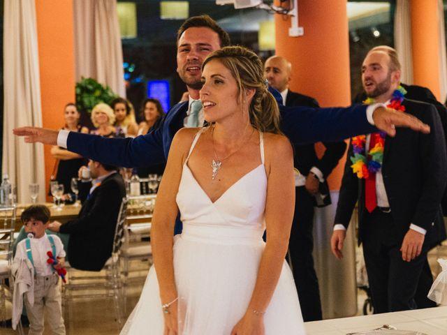 La boda de Benjamin y Audrey en Alhaurin De La Torre, Málaga 137