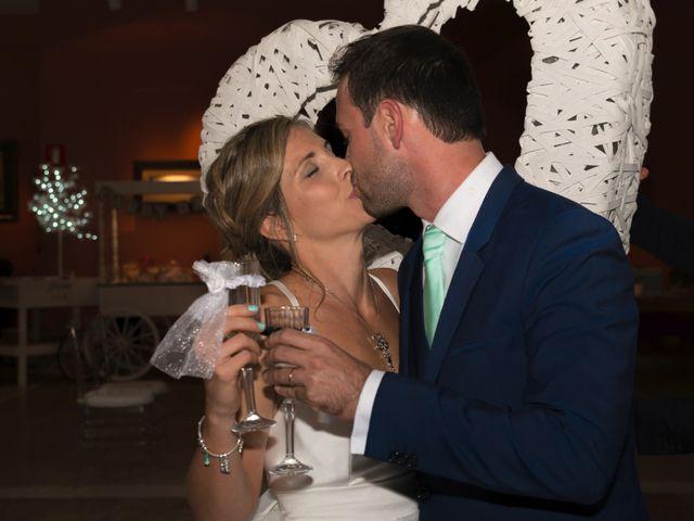 La boda de Benjamin y Audrey en Alhaurin De La Torre, Málaga 141