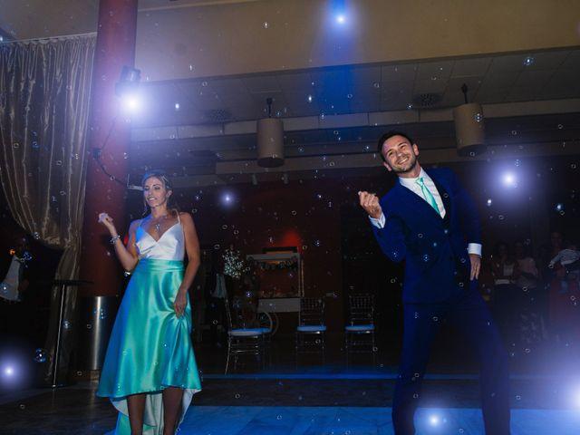 La boda de Benjamin y Audrey en Alhaurin De La Torre, Málaga 144