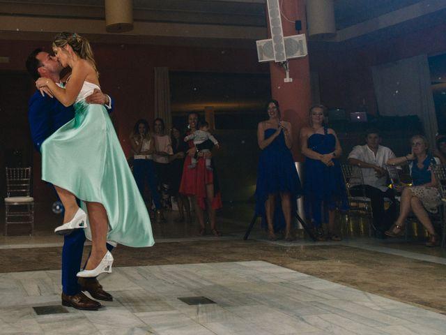 La boda de Benjamin y Audrey en Alhaurin De La Torre, Málaga 145