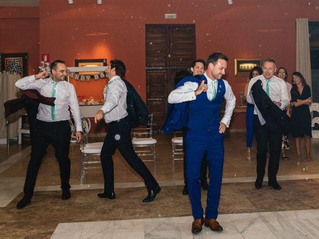 La boda de Benjamin y Audrey en Alhaurin De La Torre, Málaga 150