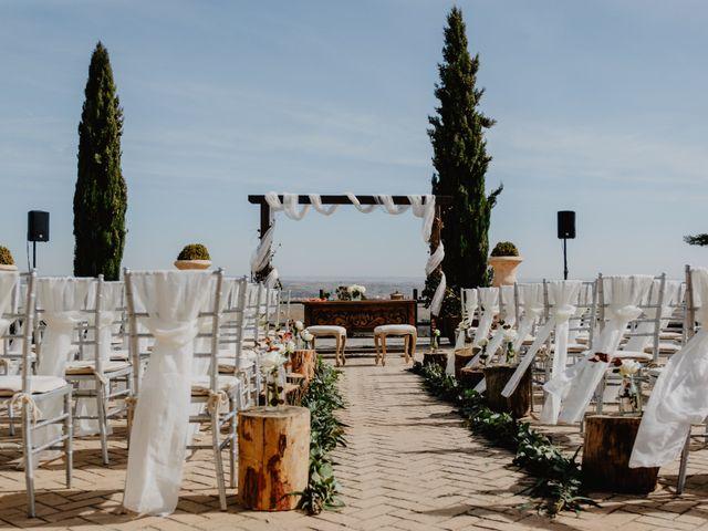 La boda de Pablo y Paula en San Agustin De Guadalix, Madrid 75
