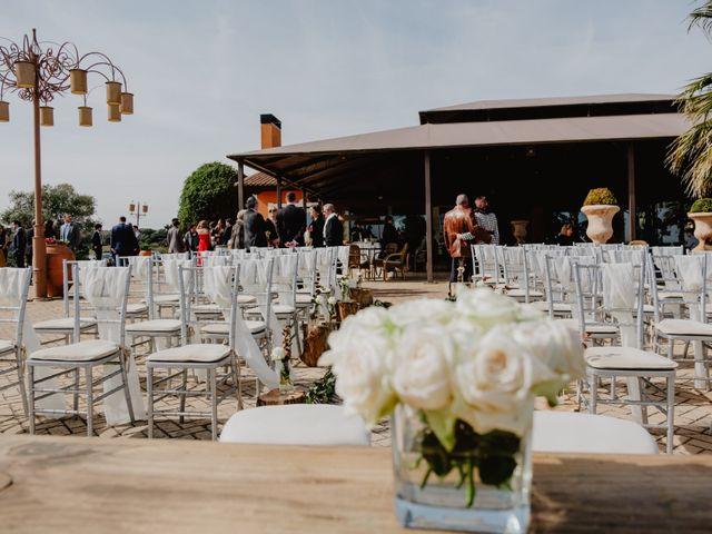 La boda de Pablo y Paula en San Agustin De Guadalix, Madrid 72