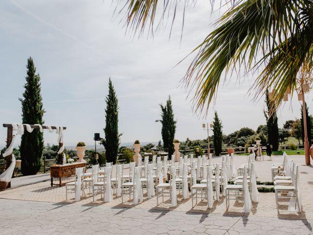 La boda de Pablo y Paula en San Agustin De Guadalix, Madrid 69