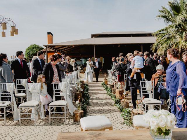 La boda de Pablo y Paula en San Agustin De Guadalix, Madrid 81