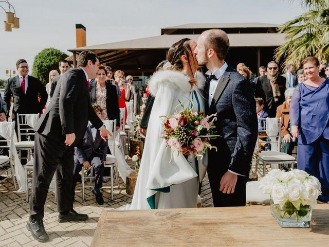 La boda de Pablo y Paula en San Agustin De Guadalix, Madrid 114