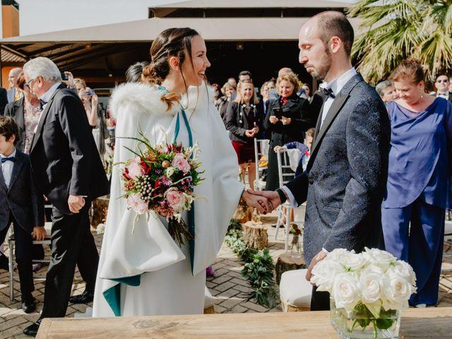 La boda de Pablo y Paula en San Agustin De Guadalix, Madrid 128