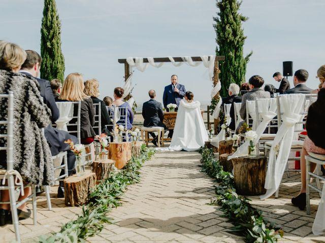 La boda de Pablo y Paula en San Agustin De Guadalix, Madrid 125