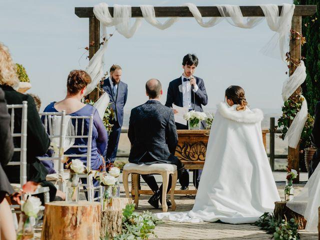 La boda de Pablo y Paula en San Agustin De Guadalix, Madrid 122
