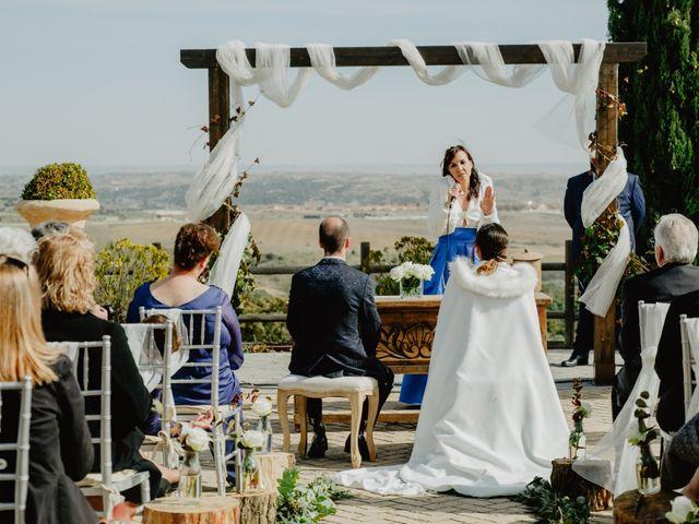 La boda de Pablo y Paula en San Agustin De Guadalix, Madrid 120