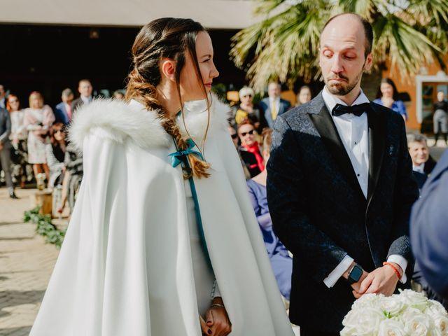 La boda de Pablo y Paula en San Agustin De Guadalix, Madrid 119