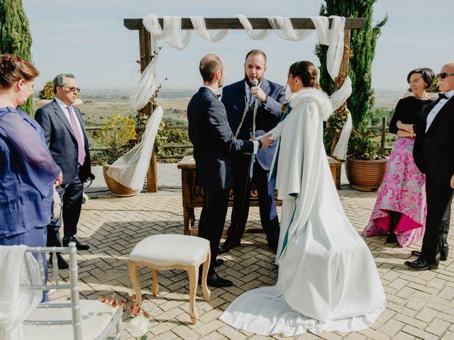 La boda de Pablo y Paula en San Agustin De Guadalix, Madrid 118