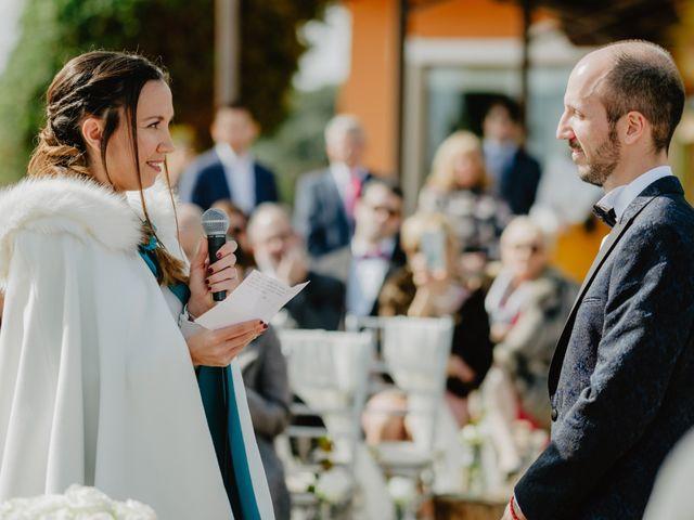 La boda de Pablo y Paula en San Agustin De Guadalix, Madrid 117