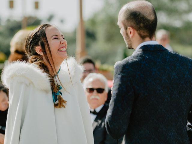 La boda de Pablo y Paula en San Agustin De Guadalix, Madrid 113