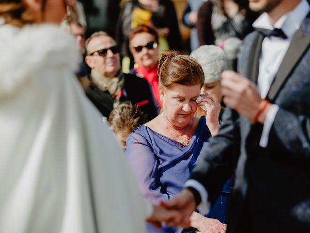 La boda de Pablo y Paula en San Agustin De Guadalix, Madrid 99