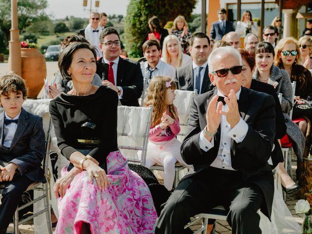 La boda de Pablo y Paula en San Agustin De Guadalix, Madrid 111