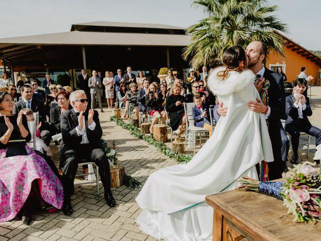 La boda de Pablo y Paula en San Agustin De Guadalix, Madrid 110