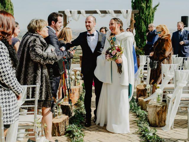 La boda de Pablo y Paula en San Agustin De Guadalix, Madrid 109