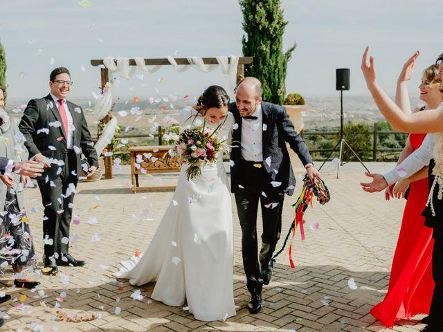 La boda de Pablo y Paula en San Agustin De Guadalix, Madrid 108