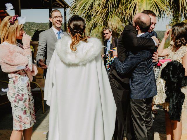 La boda de Pablo y Paula en San Agustin De Guadalix, Madrid 107