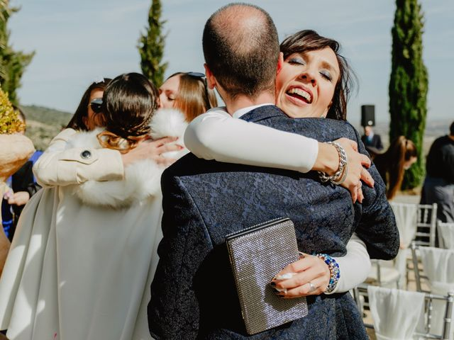 La boda de Pablo y Paula en San Agustin De Guadalix, Madrid 106