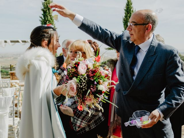 La boda de Pablo y Paula en San Agustin De Guadalix, Madrid 105