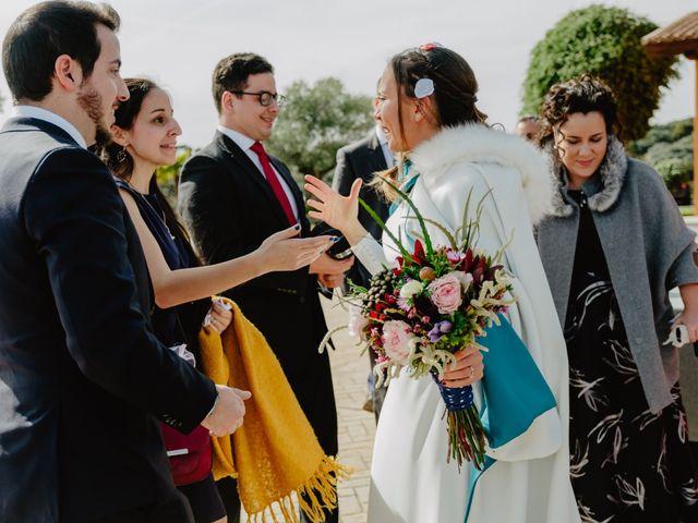 La boda de Pablo y Paula en San Agustin De Guadalix, Madrid 104