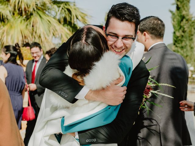 La boda de Pablo y Paula en San Agustin De Guadalix, Madrid 102