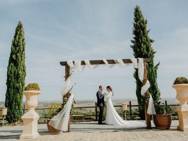 La boda de Pablo y Paula en San Agustin De Guadalix, Madrid 101