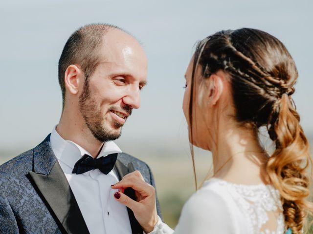 La boda de Pablo y Paula en San Agustin De Guadalix, Madrid 100