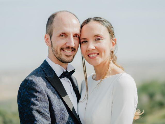 La boda de Pablo y Paula en San Agustin De Guadalix, Madrid 64