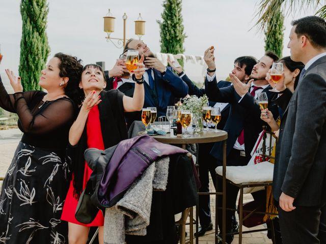 La boda de Pablo y Paula en San Agustin De Guadalix, Madrid 28